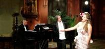 Eglise St. Marc: Duos de l'opéra italien