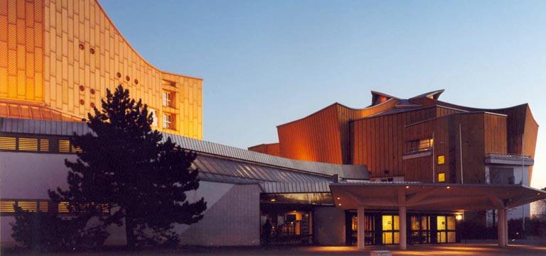 Programm Philharmonie Berlin