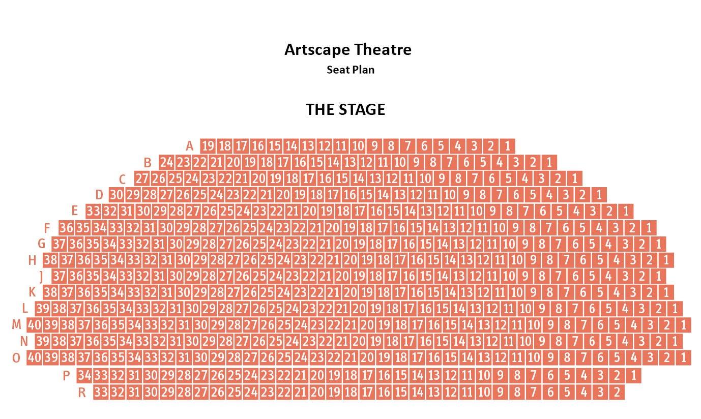 goodspeed opera house seating plan 28 images goodspeed  : SEATING PLAN ARTSCAPE from rockhouseinndulverton.com size 1378 x 824 jpeg 241kB