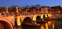 Kammermusikkonzerte: Ponte Sant'Angelo, Rom