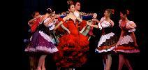 Coppélia: Ballet Nacional de Letonia, en la Ópera Nacional de Letonia.