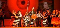 Don Quixote: Lettisches Nationalballett