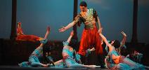 The Fountain of the Bakhchisaray: Latvian National Ballet