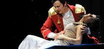 Julio César, de Händel, en la Ópera Nacional de Estonia, Tallin.
