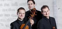 Trio Zimmermann : Concertgebouw d'Amsterdam