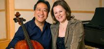 Yo-Yo Ma & Kathryn Stott : Concertgebouw d'Amsterdam
