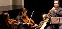 Giuliano Sommerhalder et les membres du RCO : Concertgebouw