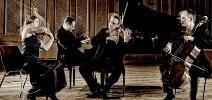 Le Quatuor Fauré interprète Strauss & Brahms au Concertgebouw
