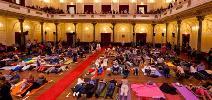 Lie down and listen! Concertgebouw Amsterdam