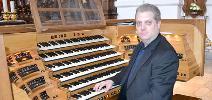 Stephen Tharp: International Organ Summer in Berlin